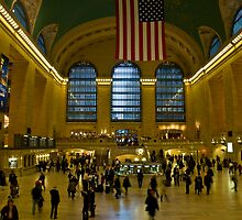Grand Central by AJM Photography