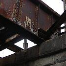 Under the Train  by SpiritFox