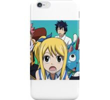 Fairy Tail (2) iPhone Case/Skin