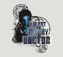 Marry a Doctor Tennant by RileyRiot