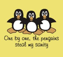 One by One The Penguins  Kids Clothes