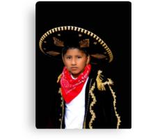 Cuenca Kids 596 Canvas Print