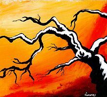 limbs outstretched... by dimarie