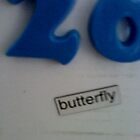 26 butterflies by anaphylaxis