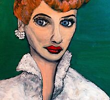 I Love Lucy by DWolfDesigns