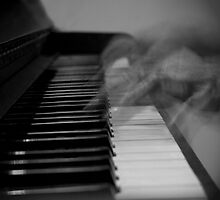 The Pianist by GayeL Art