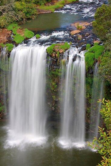waterfall by Matthew Smith