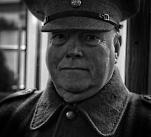 Colonel McAffet - 1st Regiment Royal Horse Artillery by BritishYank