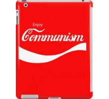 Enjoy Communism iPad Case/Skin