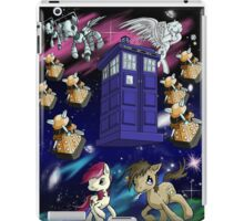 Doctor Whooves iPad Case/Skin