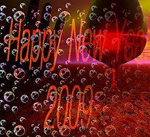 Happy New Year 2009 by eraline