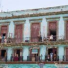 Havana Balconies by Igor Janicijevic