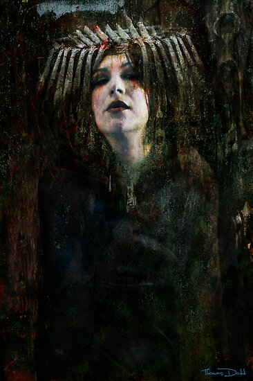Lilith of the Woods by Thomas Dodd