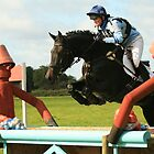 Bill & Ben the Eventing Men by jonbunston