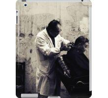 OLD SHANGHAI - My Barber, My Friend iPad Case/Skin