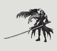 Sephiroth & Masamune by esini
