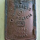 Police Callbox © by Ethna Gillespie