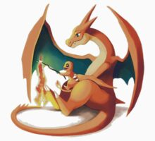 Charizard by JeanMich2