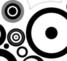 Circles Sticker
