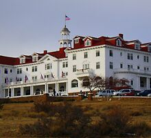 REDRUM..The Stanley Hotel, Estes Park, Colorado by Katagram