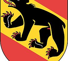 Coat of Arms of Bern Canton by abbeyz71