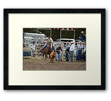 Picton Rodeo ROPE5 Framed Print
