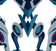Robot 01 Sticker