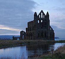 whitby abbey 2 by jon  daly