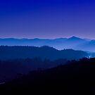 The Nilgiris (Blue Mountains) by Vikram Franklin