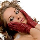 The Girl With The Red Gloves by Tony Wilkinson