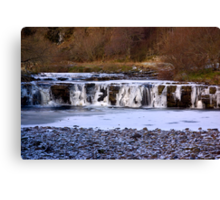 Wainwath Force,Keld  Yorkshire Dales Canvas Print