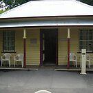 Adam Lindsay Gordon Cottage..Ballarat Victoria by judygal