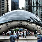The Bean - Chicago by SSaA