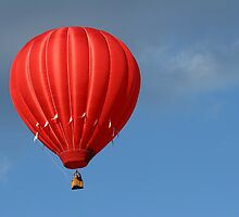 Hot Air Balloon by Karl R. Martin