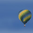Hot Air Balloon by Matt Rhodes