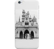 Walt Disney: Castle iPhone Case/Skin