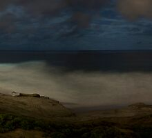 An Evening at Windansea by oastudios