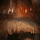 Wombyan Cave  by Evita