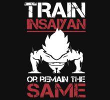 Train Insaiyan by 7DragonBalls