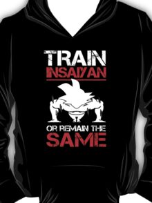 Train Insaiyan 2 T-Shirt