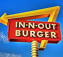 IN-N-OUT BURGER  by Joe Schaf