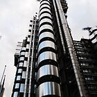 Lloyds of London by MidnightRunner