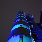 Lloyds @ Night by MidnightRunner