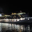 Diamond Princess by Bill Fonseca
