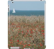 Ilê de Rè  - Poppies iPad Case/Skin