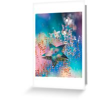 We are all made out of stars....  Greeting Card