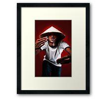 Kung Fu Hustle Framed Print