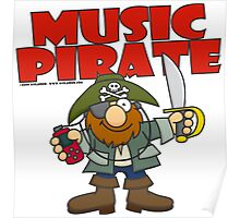 Music Pirate Poster