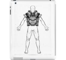 Titanium Torso iPad Case/Skin