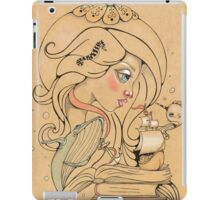 Song for the Blue Ocean iPad Case/Skin